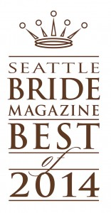 BEST OF BRIDE SEATTLE LOGO'14